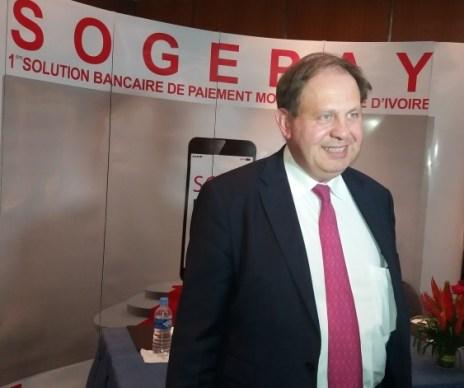 Hubert de Saint Jean, Administrateur Directeur Général de SGBCI