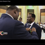 Video: le Togo distingue les réussites de sa diaspora