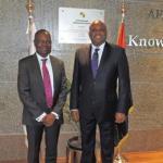 Afreximbank, Ecobank s'engagent à collaborer pour le développement du commerce intra-Africain