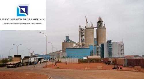 Ciment du Sahel