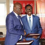 La BOAD appuie la Compagnie malienne pour le développement des textiles