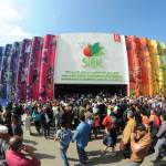 Record: 1 million de visiteurs au SIAM 2016