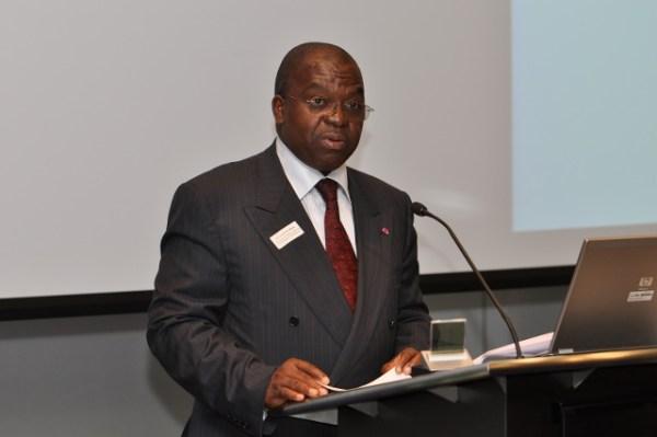 Louis Paul Motaze, ministre camerounais de l'Economie, de la Planification et de l'aménagement du territoire