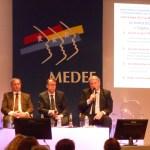 Le MEDEF reçoit les patrons africains à Paris