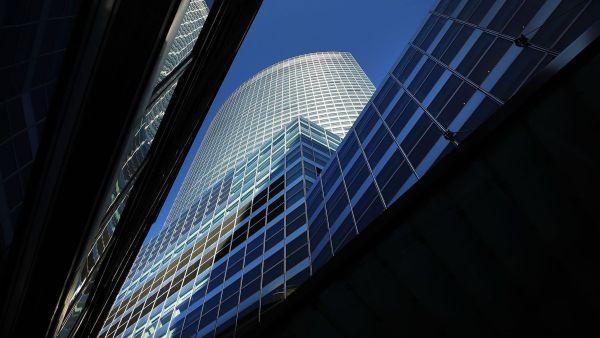 L'immeuble de la banque d'investissement Goldman Sachs dans Manhattan
