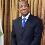 Le Haut-Commissaire de l'OMVS, Kabine Komara, hôte du parlement britannique