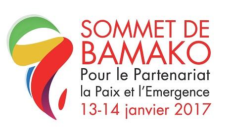 logo officiel du Sommet Afrique-France de janvier 2017