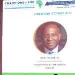 SME Africa Forum à Abidjan: faut-il protéger les PME pour les faire émerger ?