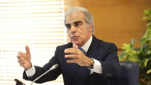 Abdellatif Jouahri, gouverneur de Bank Al Maghrib