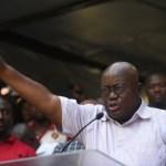 Le Ghana élit un nouveau président