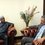 Vers le renforcement de la coopération  entre la BADEA, la BOAD ET la BCEAO