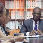Stanislas Zeze à propos du Forum Bloomfield sur le risque pays Côte d'Ivoire
