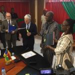 L'AFD et le Burkina signent une convention de prêt de 80 millions d'Euros