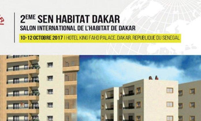 S n gal le maroc invit d honneur du deuxi me salon for Salon de l habitat le mans 2017