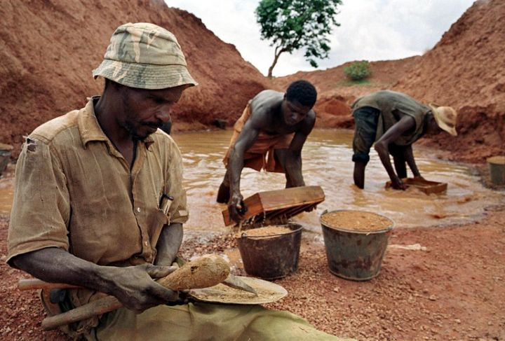Côte d'Ivoire : la production de diamant en chute de 60%