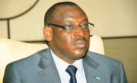 6. Claver Gatete Rwanda Le Togo a un des meilleurs ministres des finances d'Afrique