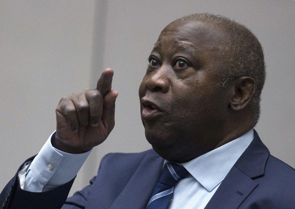 En Côte d'Ivoire, riche comme Laurent Gbagbo: 10 millions de FCFA de  traitement par mois, frais de bouche et débours…