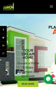 Adron homes real estate companies