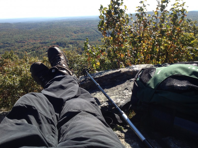 Benefits of hiking relaxing