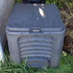 saving money by composting