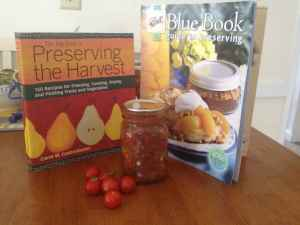 The Garden Salsa Canning Recipe