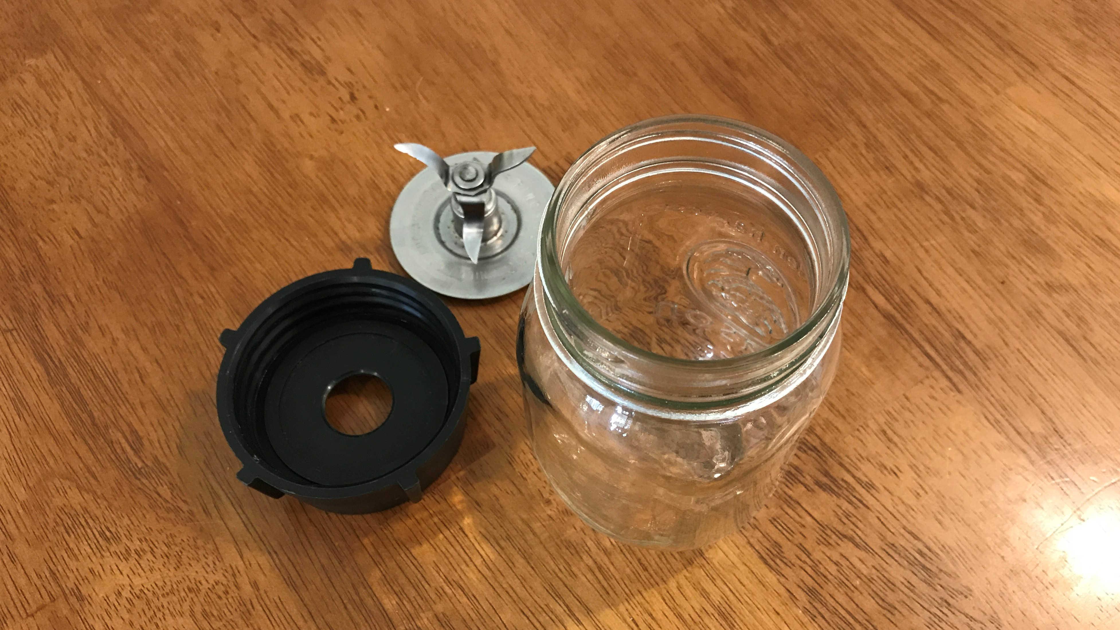 Ball Jar Smoothies Blade