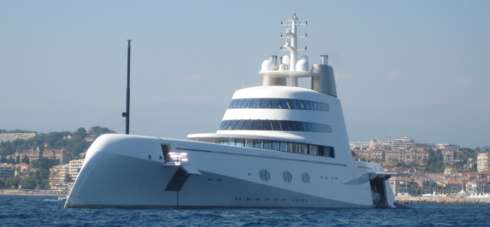 Most Expensive Yacht in the World 2010