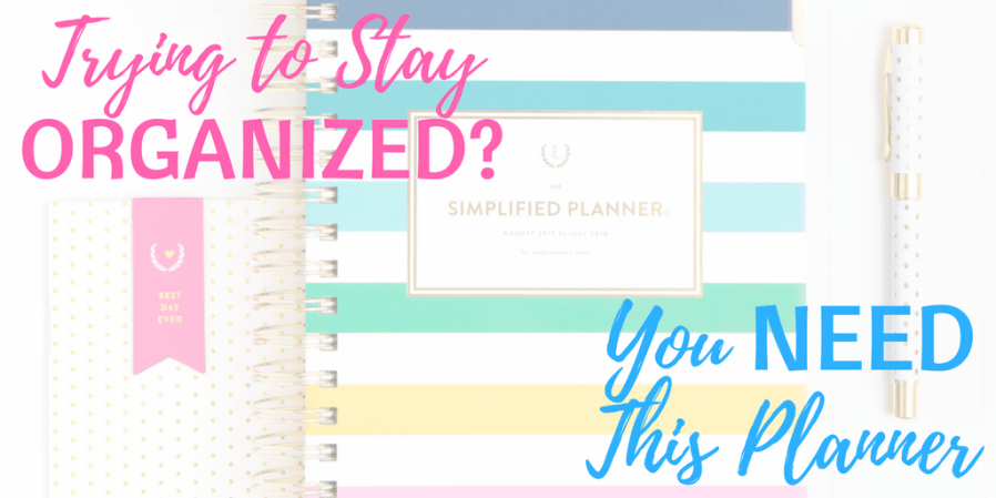 The Simplified Planner | Emily Ley
