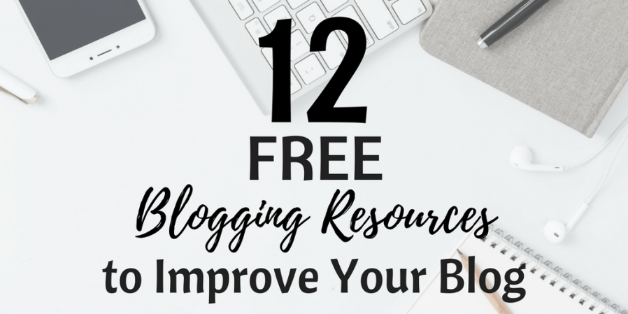 Blogging Resources | Improve Your Blog