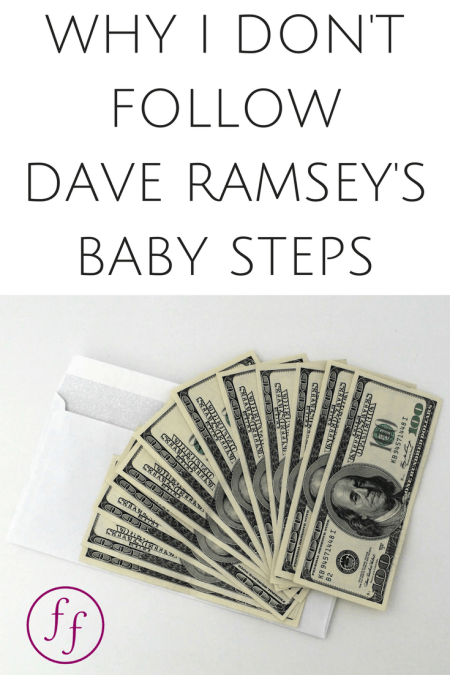 Dave Ramsey | Baby Steps | Financial Plan