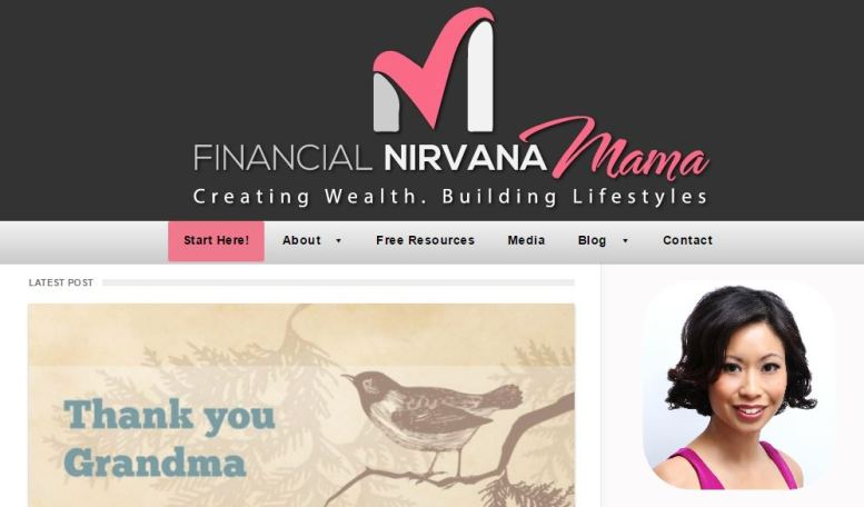 Financial Nirvana Mama