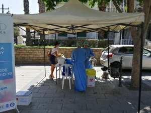 COVID19: Οι καθημερινές θήκες μειώνονται σε 843, περισσότερα κρεβάτια στη Λεμεσό