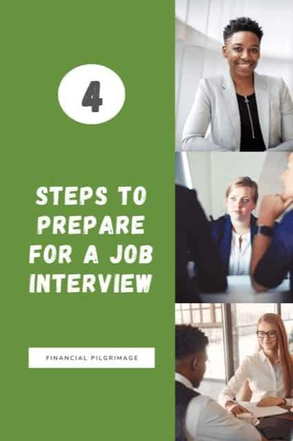Behavioral Interviews Pinterest Image