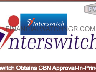 Interswitch Obtains CBN Approval-In-Principle