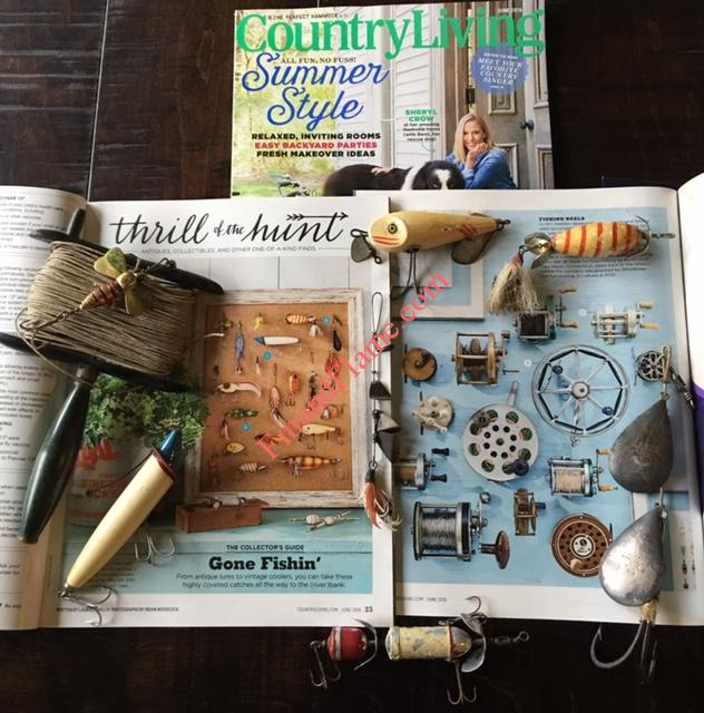 The Thrill of the Hunt Country Living June 2016