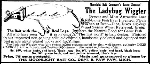 Moonlight Lady Bug Wiggler Ad