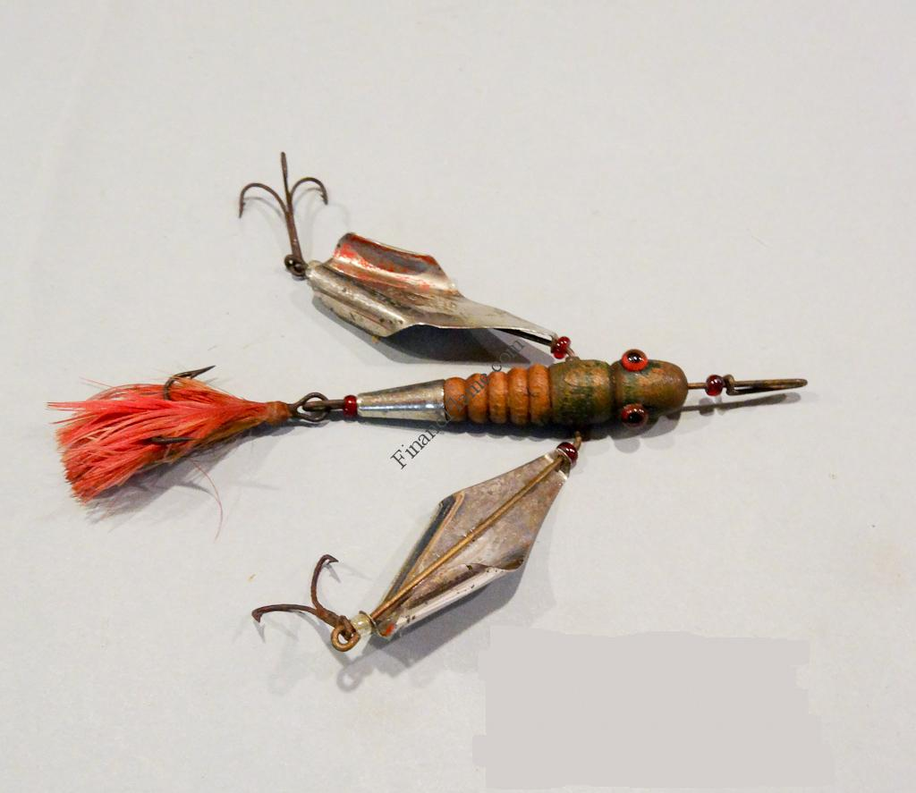 Comstock Flying Helgramite Lure