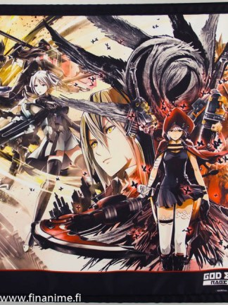 God Eater 2 Rage Burst - God Eater 2 Rage Burst wall scroll
