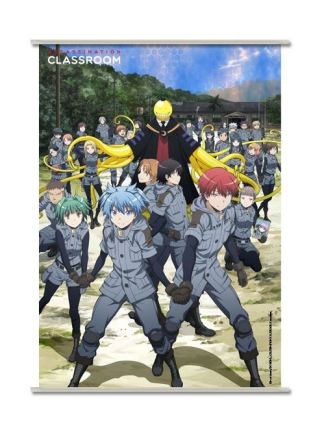 Assassination Classroom - Koro-sensei