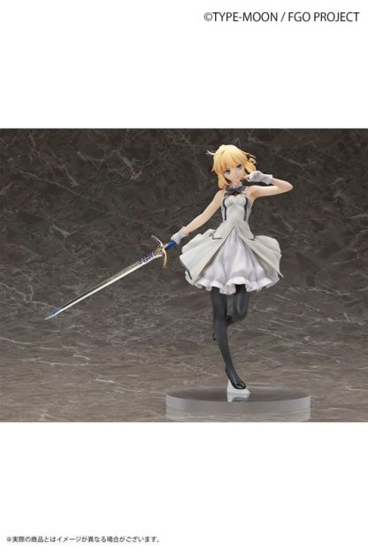 Fate/stay night figure