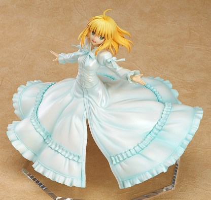 Fate/stay night figuuri