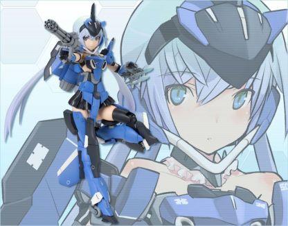 FKotobukiya Frame Arms Girl Warriors Non Scale Plastic