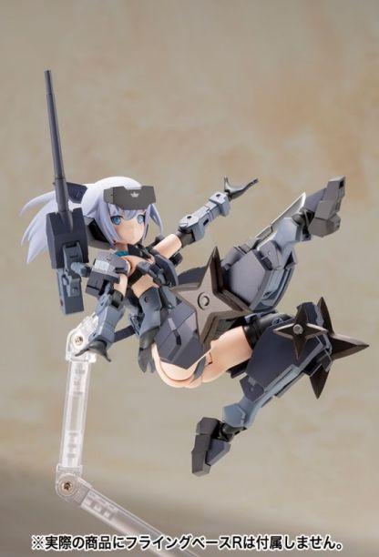 Kotobukiya Frame Arms Girl Jinrai Indigo Ver Plastic Model Kit NEW from Japan
