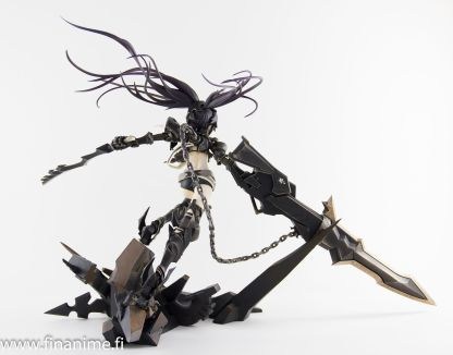 Black Rock Shooter 1/8 Scale Figure