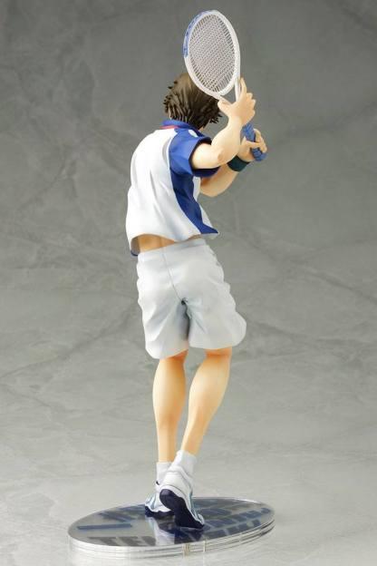Kunimitsu Tezuka figure