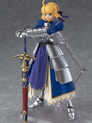 Fate/Stay Night - Saber 2.0, Figma [227] - Fate/stay night