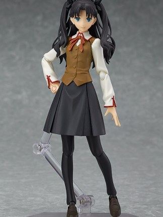 Fate/Stay Night - Rin Tohsaka casual ver, Figma [257] - Fate/stay night