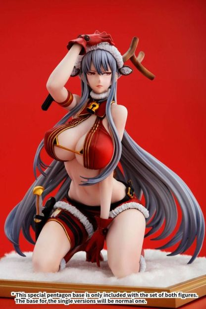 Valcyria Chronicles - Selvaria Bles & Juliana Everhart - X'mas Party Set