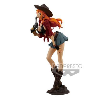 One Piece - Nami, Treasure Cruise World - Banpresto Onepiece Treasure Cruise World Journey Vol.1-Nami