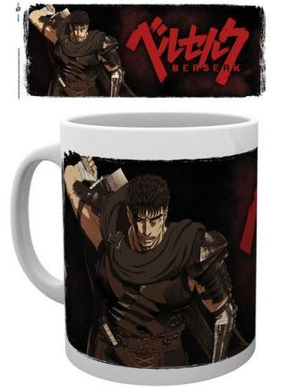 Berserk - Guts - Mug